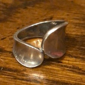 Silpada sterling silver ring
